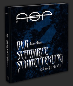 10 CD Earbook Schmetterlings-Zyklus - Cover