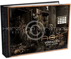 "Produktabbildung 2CD ASP ""Verfallen - Folge 1: Astoria"" – Limited Novel Edition"