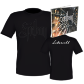 "Produkabbildung Spielbann ""IN MEMORIAM""-Bundle – CD+Shirt"